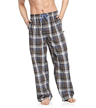 John Bartlett Statements Men's Desert Plaid Woven Pajama Pant