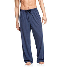 John Bartlett Statements Men's Blue Medal Printed Knit Lounge Pant