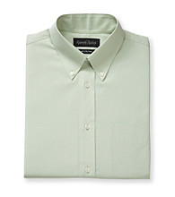 Kenneth Roberts Platinum® Men's Light Green Sage Dress Shirt