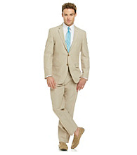 Kenneth Cole REACTION® Men's Tan Cotton/Linen Suit Separates