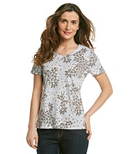 Studio Works® Petites' V-neck Top