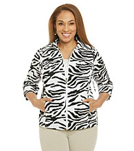 Studio Works® Plus Size Sport Jacket