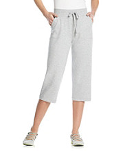 Exertek® Drawstring Crop Pant