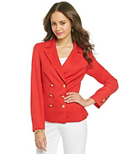 Anne Klein® Peacoat Jacket