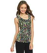 Cable & Gauge® Pixel Patterned Mesh Tank