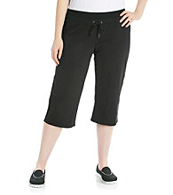 Calvin Klein Performance Plus Size Crop Pant