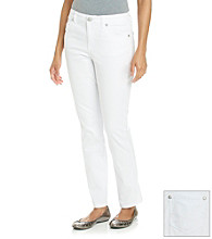 Nine West Vintage America Collection® Petites' Boho Straight Leg Denim