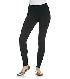Kensie® Solid Leggings