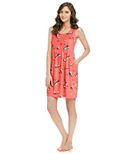Jasmine Rose® Pool Blue Terry Coverup - Coral Shoes