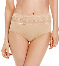 Naomi & Nicole Wonderful Edge Lace Trim Brief