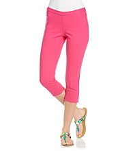 HUE® Gypsy Rose Denim Capri