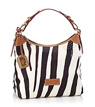 Dooney & Bourke® Zebra Large Erica