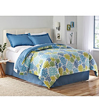 Concord 4-pc. Comforter Set by LivingQuarters