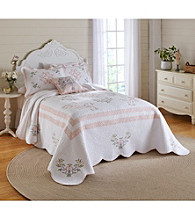Morning Flower Bedspread by MaryJane's Home