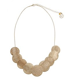 Erica Lyons® Goldtone Necklace