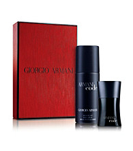 Giorgio Armani Code Men's Gift Set (A $65 Value)