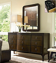 Better Homes & Gardens Modern Expressions Dresser & Mirror Collection