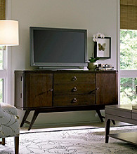 Better Homes & Gardens Modern Expressions Credenza Entertainment Console