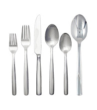 Ginkgo® Simple 42-pc. Flatware Set