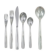 Ginkgo® Charlie 42-pc. Flatware Set