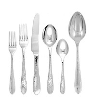 Ginkgo® Starlight 42-pc. Flatware Set