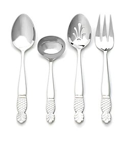 Ginkgo® Pineapple 4-pc. Hostess Set