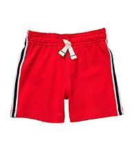 Carter's® Baby Boys' Red Knit Shorts