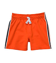 Carter's® Baby Boys' Orange Knit Shorts