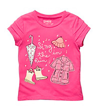Oshkosh B'Gosh® Baby Girls' Pink Singing Tee