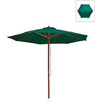 Mission Gallery 8' Dark Green Umbrella