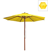 Mission Gallery 8' Yellow Umbrella