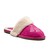 COACH DINA SLIPPER