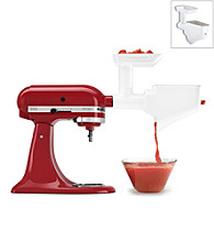 KitchenAid Food Grinder & Fruit/Vegetable Strainer Stand Mixer Attachment