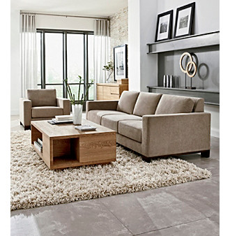 Calvin Klein Gansevoort Living Room Furniture Collection