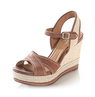 "Clarks® ""Amelia Air"" Wedge Sandal"