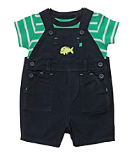 Carter's® Baby Boys' Navy 2-pc. Shortall Set