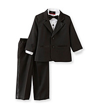 Will Logan Boys' 3M-7 Black Tuxedo