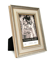 Timeless Frames® Aris Silver Wood Tabletop Frame