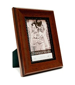 Timeless Frames® Clayton Brown Wood Tabletop Frame