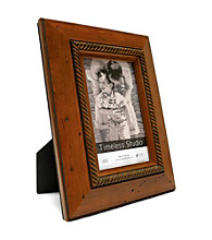 Timeless Frames® Santa Maria Walnut Wood Tabletop Frame