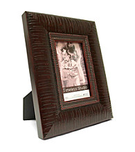 Timeless Frames® Sydney Black and Red Wood Tabletop Frame