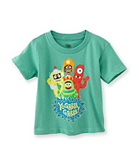 Nickelodeon® Boys' 2T-4T Green Short Sleeve Yo Gabba Gabba Tee