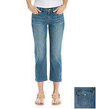 Lucky Brand® Sweet N Straight Crop Jean