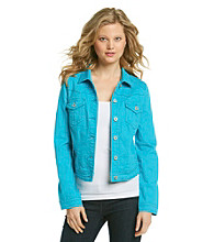 Oneworld® Cabana Denim Jacket