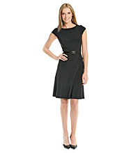 Anne Klein® Jersey Swing Dress