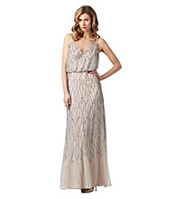 Adrianna Papell® Embellished Blouson Dress