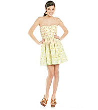 Jessica Simpson Sweetheart Dress
