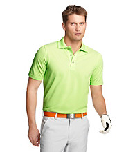Izod® Men's Solid Fashion Oxford Polo