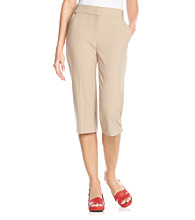 Briggs New York® Tummy Waitband Crop Pant