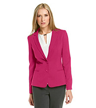 Anne Klein® Petites' Two-Button Blazer